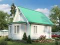 "Дачный дом ""Колибри-2"" 6x8 м2"