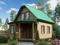 Дом-да Ладога-2 (6 x 8.5 м2)