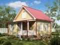 Дом-да Семейный (6 x 8 м2)