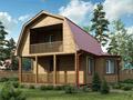 Дом-да Мечта-3 (8 x 8 м2)