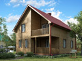 Дом-да Дунай (8 x 10 м2)
