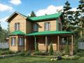 Дом-да Бристоль-3 (7 x 12 м2)