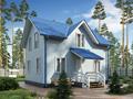 Дом-да Верона (6 x 8 м2)