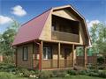 Дом-да Мечта (6 x 6 м2)